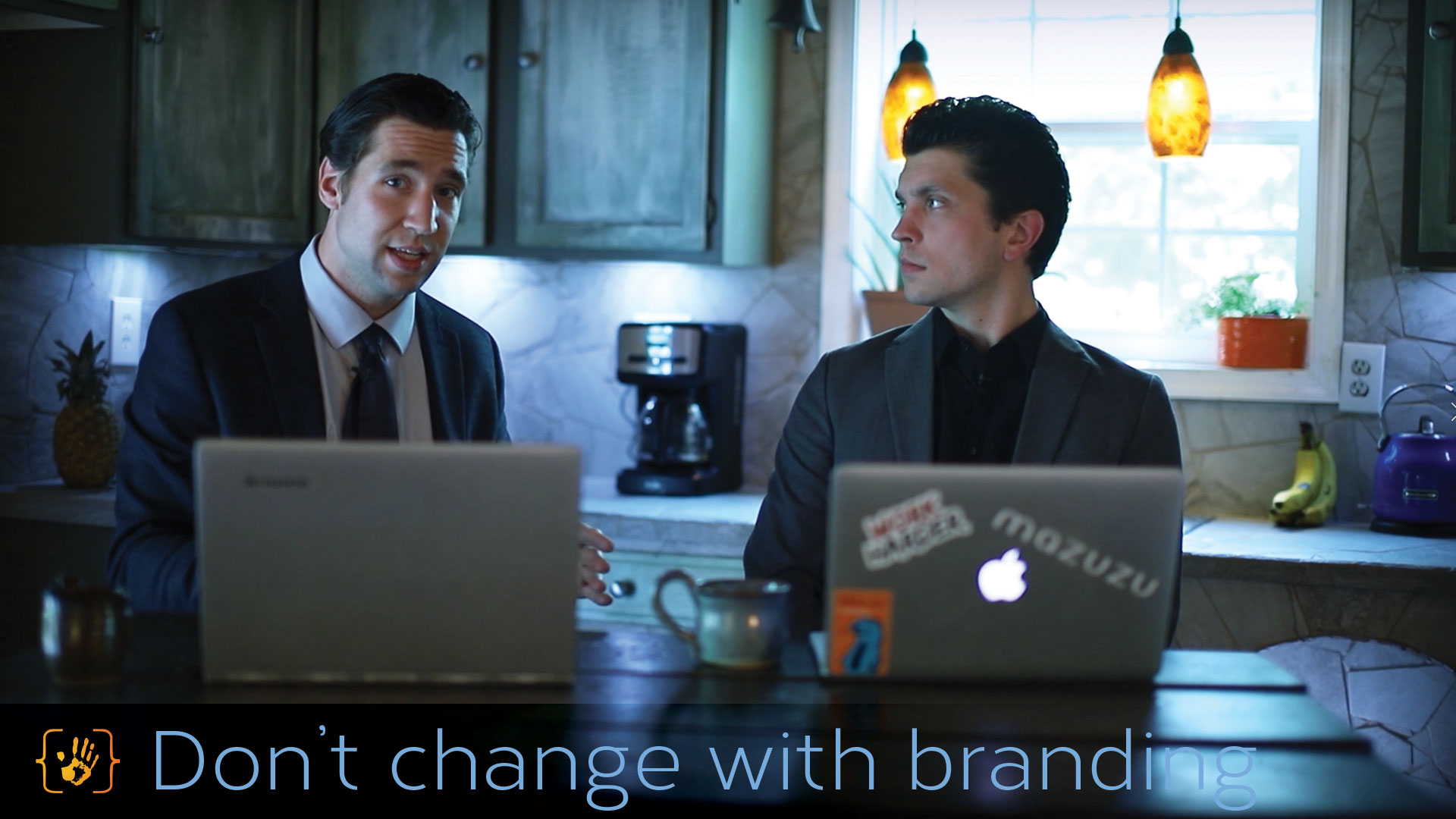 Watch Don't lose yourself while branding on Youtube
