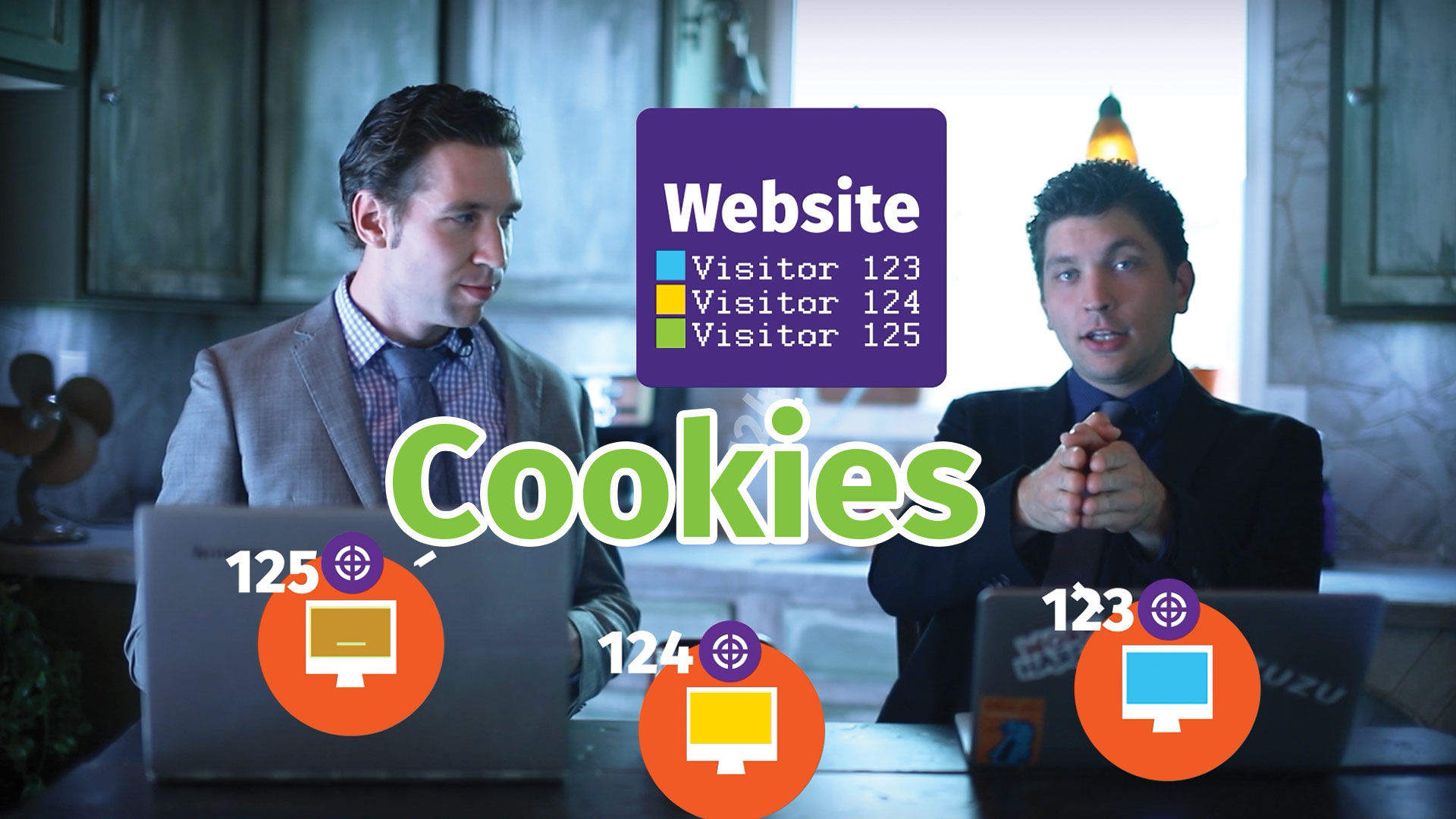 Watch How does a website remember you? (What cookies are) on Youtube