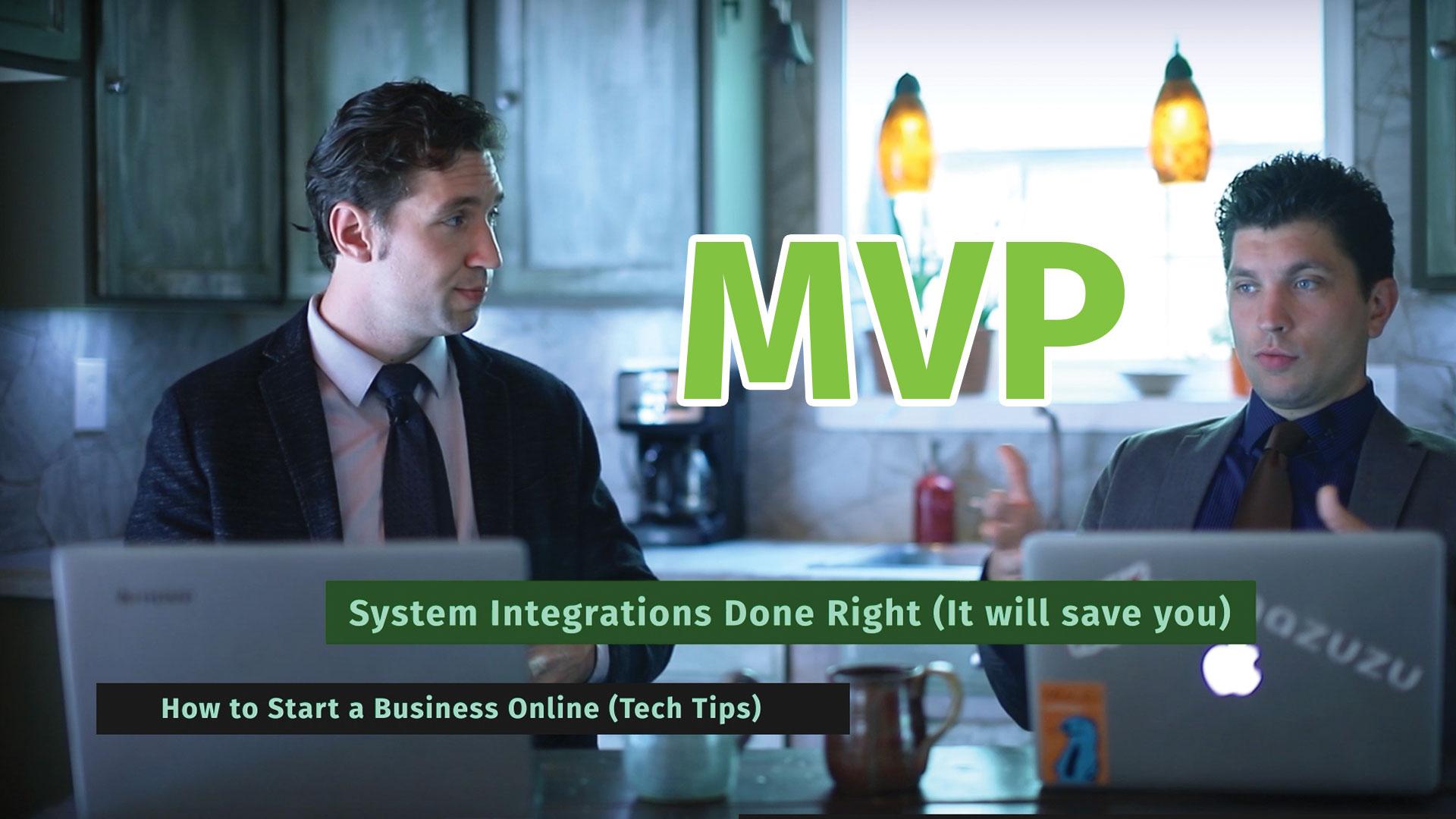 Watch Minimum Viable Product (MVP) and web development on Youtube