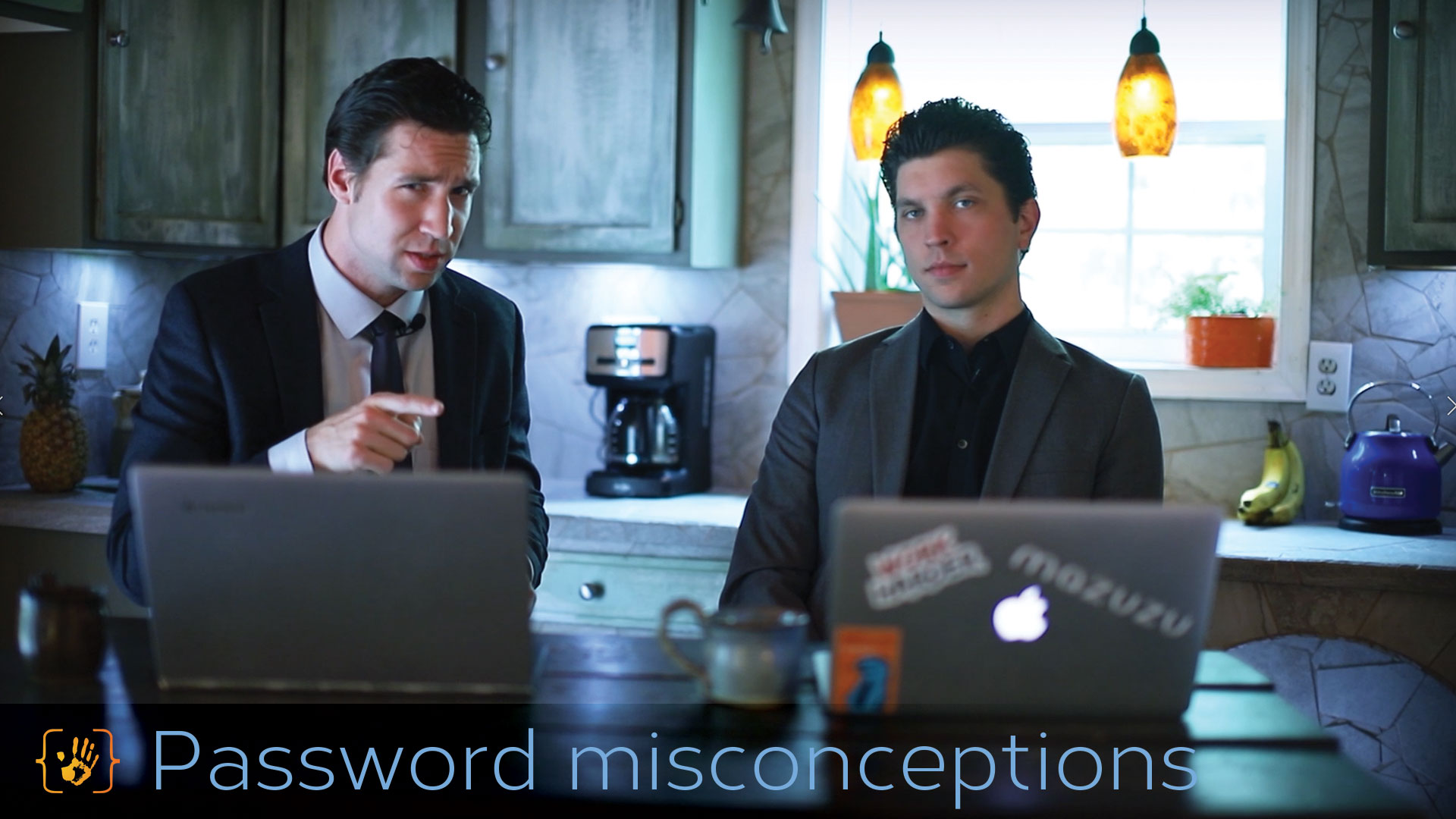 Watch Password misconceptions - You may not be as safe as you think on Youtube