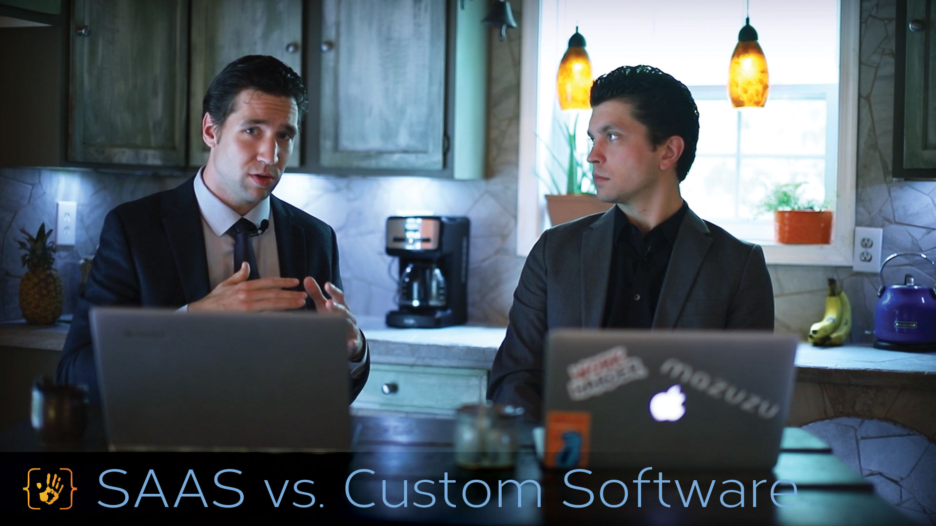 Watch SAAS vs Custom Software. When and why on Youtube