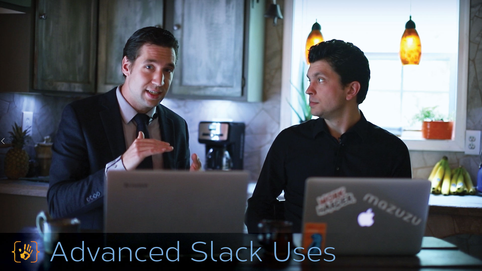 Watch Slack as a quick and easy notification system on Youtube